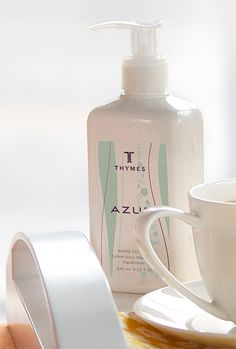 Pin-It-To-Win-It: Thymes Azur Hand Lotion
