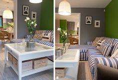 Un apartamento a todo color precioso | Decorar tu casa es facilisimo.com