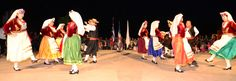 Το Χορευτικό Συγκρότημα της Ένωσης Κυπρίων Νομού Αχαΐας (Χορευτικό Συγκρότημα Ε.Κ.Ν.Α.) /  The Dance Group of the Cypriots in Achaia, Greece