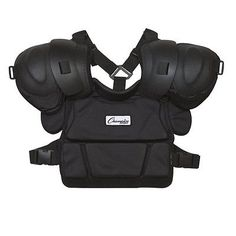 Umpires Protection 159051: Champion Sports Low Rebound Foam Professional Umpire Chest Protector P180 New -> BUY IT NOW ONLY: $54.77 on eBay!