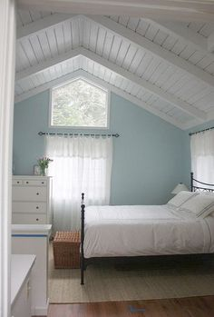 Astounding... Coastal Cottage Style Curtains :D