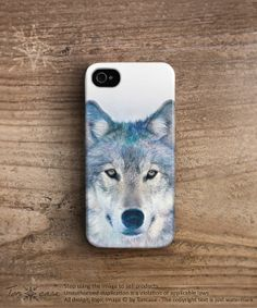 Wolf iPhone 4 case wolf iphone 5 case  iPhone 4s case by TonCase, $19.99