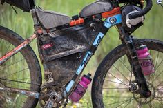 Salsa Cutthroat impressions by Jay Petervary after pedaling 2,750 miles to finish 2nd overall in the 2015 Tour Divide; photos, review, details, & build kit