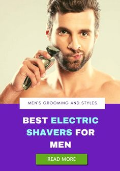 Best Electric Razor, Best Electric Shaver, Best Shavers, Skin Roller, Smooth Face, Men's Grooming, Easy, Top, Crop Shirt