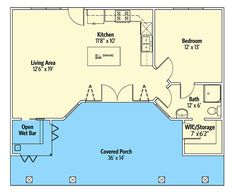 Plan 530017UKD: Tiny House Plan With Multiple Configurations