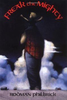 Freak The Mighty by Rodman Philbrick, http://www.amazon.com/dp/059047412X/ref=cm_sw_r_pi_dp_mISXrb1GR1DN2
