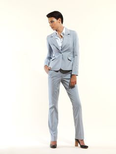 The perfect summer suit