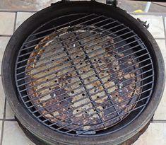 kamado tuning plate Asado Grill, Leftover Brisket, Ny Strip Steak, Kamado Joe, Fire Bowls, Green Eggs, The Smoke, Charcoal Grill, Food Festival