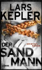 The Sandman, by Lars Kepler.