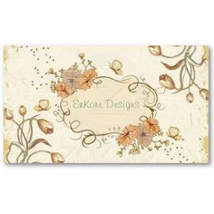 27 best business cards for gardeners images on pinterest carte de vintage garden reheart Gallery