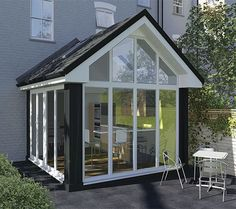 Choosing Framemaster to carry out your home extension will mean you are issued a fixed price before the work starts meaning no hidden extras and a product delivered on time with the highest standards achieved. Conservatory Prices, Tiled Conservatory Roof, Modern Conservatory, Garage Extension, Building Extension, House Extension Design, Extension Ideas, Garden Room Extensions, House Extensions
