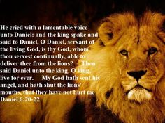 corpusjehovahprayertower-daniels-testimony-over-the-lions-den
