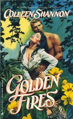 Colleen Shannon - Golden Fires