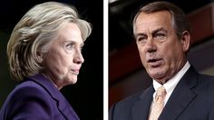 Boehner turns up heat on Hillary | TheHill
