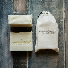 Cleanse Bar | Epiphany Soapworks | All Natural, Vegan, and Cruelty Free Skincare