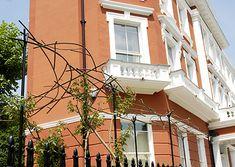 rose arbour in painted steel Sussex UK Rose Arbor, Arbour, Furniture Making, Interior And Exterior, Steel, Garden, Garten, Gardening, Outdoor