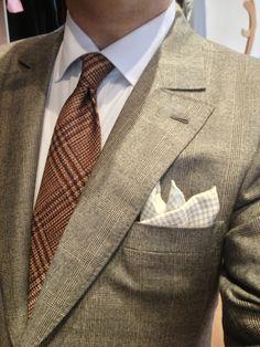 dirnelli: 3rd Dan pattern mixing: double PoW,... - MenStyle1- Men's Style Blog