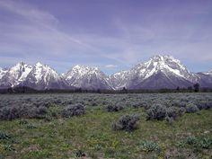 Big Horn Mountains Wyoming