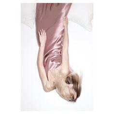 Miss Sierra Sullivan in our 'Sonnet' silk satin maxi slip, photographed by Tasya van Ree, styled by Amy Keller, Los Angeles, California. Thankyou to our dream trio @tasyavanree @amykellerstylist @_sierrasullivan_ See the full Collection at www.threegraceslondon.com #threegracesldn #threegraceslondon #luxurylingerie #nightwear #lingerie #fashiondesign #designedingreatbritain #classic #vintagestyle #timeless #luxury #tasyavanree #amykeller #sierrasullivan
