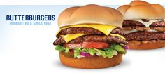 Going to Culvers! Butterburger, cheese curds, and some frozen custard.
