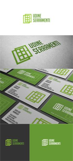 Logo for a new business - windows, doors by *Senandung Melodi
