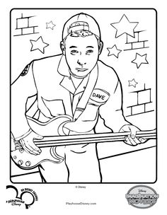 Imagination Movers Coloring Pages Sketch Coloring Page Imagination Movers Coloring Pages