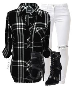 """""""Untitled #1608"""" by whokd ❤ liked on Polyvore featuring FiveUnits, Rails and Emilio Pucci"""