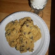 Cake Mix Cookies V Recipe...add 1/2 cup oil or shortening and 2 eggs to any cake mix...Cherry w/ nuts and 1/4 marachino cherry on top