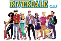 Reggie,Jughead,the sexy Betty and Veronica and of course Archie are the teenage gang from Riverdale that has been living and loving their teenage years for the past 75 years and got the whole world to join them in the comics,and on the new Riverdale  tv series. So let's join the gang at Riverdale High and stay forever young at our Indie Comics World Today!! http://tomatovisiontv.wix.com/tomatovision2#!indie-comics-world/c1dbg