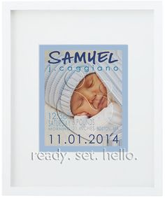 Happy 1st Birthday Samuel! We hope your day was just as special as you.