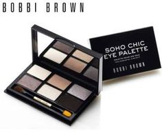 Bobbi Brown Soho Chic Eye Palette Set 9g