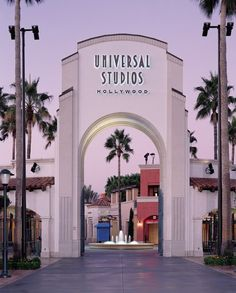 Universal Studios Hollywood Los Angeles City Beverly