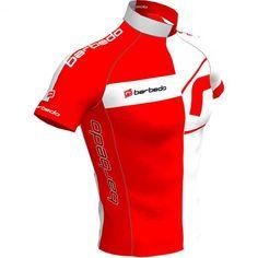 Camisa Barbedo Red Team