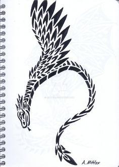 quetzalcoatl by Relttim