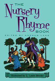 The Nursery Rhyme Book $6.95