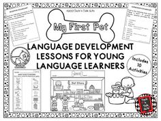 These materials were designed for use with language learners from 4  6 years of age.  This is a low prep, print and go product.  One page does require cutting out 5 story sequence pieces.  All remaining pages require no prep.A simple, uncluttered fire scene is provided to accompany the included activities.