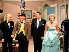 Replica Of The I Love Lucy Hollywood Set Furniture