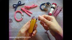 Como utilizar un tricotin