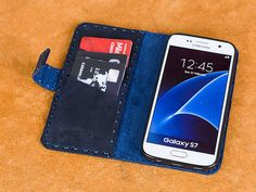 Galaxy A5 Case Galaxy A5 Samsung Galaxy A5 Wallet by saracleather