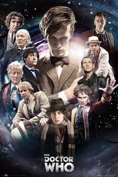 Doctor Who-Regenerate Posters på AllPosters.dk
