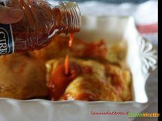 COSCE DI POLLO ALL'ORIENTALE  #ricette #food #recipes