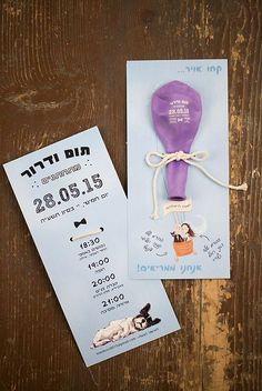 Kreativ und fesselnd (Design: Tom Muscle, Foto: Bar Muscle) - New Sites Wedding Cards, Diy Wedding, Wedding Gifts, Wedding Invitations, Diy Eid Gifts, Craft Gifts, Diy Birthday, Birthday Cards, Birthday Gifts