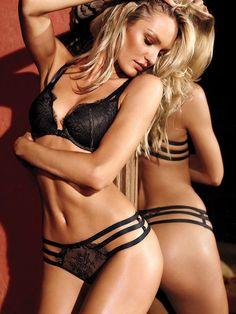 candice swanepoel victorias secret lingerie10 Candice Swanepoel Stuns in Victoria's Secret Lingerie Shoot