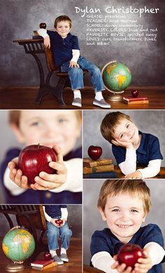 10 Great ideas back to school photo ideas for every grade! www.togally.com…                                                                                                                                                                                 More