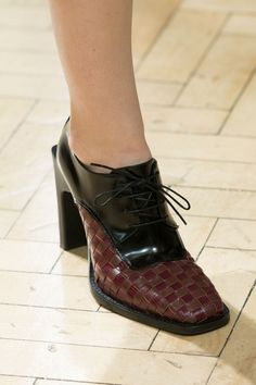 Prepare to Take Some Style Risks After Seeing the Genius Shoes at London Fashion…