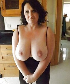 Mature boobs out regret, that
