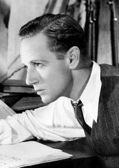 Leslie Howard >example of intellect & talent!  I have never seen so many stills of LH!