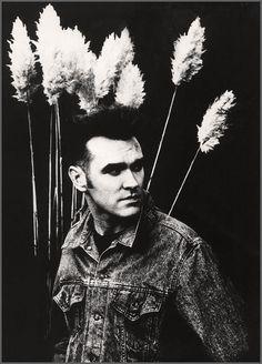Morrissey by Anton Corbijn