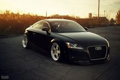 Audi TT by Evano Gucciardo, via Flickr
