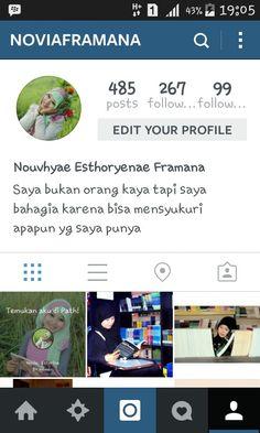 Follow my Instagram...  Tks